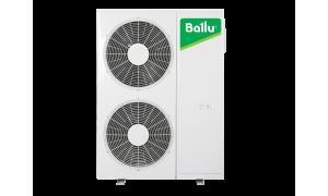 Универсальный внешний блок Ballu BLC_O/out-36HN1 полупромышленной сплит-системы .