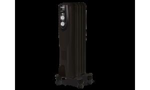 Масляный радиатор Ballu Classic black BOH/CL-05BRN 1000 (5 секций) .