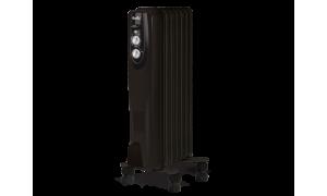 Масляный радиатор Ballu Classic black BOH/CL-07BRN 1500 (7 секций) .