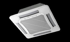 Внутренний блок EACC-18H U/N3 (220) кассетной сплит-системы серии Unitary Pro, хладаген R410A .