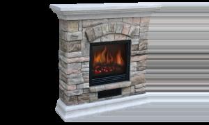 Камин с декоративным порталом (комплект) Electrolux EFP/S-2018SBR .