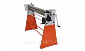 Станок вальцовочный ручной Stalex W01-2х1250