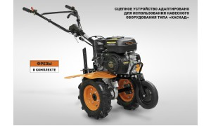 Мотоблок CARVER MTL-650 01.006.00011