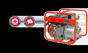 Бензиновая мотопомпа для чистой воды Fubag PG 600