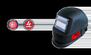 Маска сварщика «Хамелеон» с фиксированным фильтром OPTIMA 11