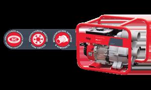 Бензиновая мотопомпа для сильнозагрязненной воды Fubag PG 950T