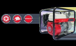 Бензиновая мотопомпа для сильнозагрязненной воды Fubag PTH 1000 T