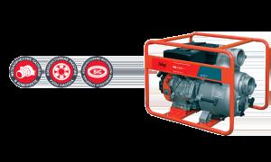 Бензиновая мотопомпа для сильнозагрязненной воды Fubag PG1800T