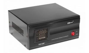 Стабилизатор напряжения DVR 1500 F (плоский корпус) PRORAB