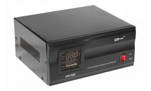 Стабилизатор напряжения DVR 1000 F (плоский корпус) PRORAB